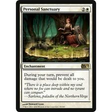 MTG core set M12 1 x 1x Personal Sanctuary x1 MINT PACK FRESH UNPLAYED 2012