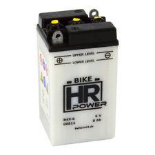 Motorradbatterie 6V B49-6 00811 8Ah BMW R 25 50 51 60 67 69 S /2 /3