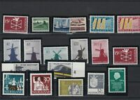 Netherlands Mint Never Hinged Stamps Ref 24363