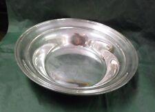 Stieff '# 020-W' Sterling Silver Bowl - 10 1/8 Dia.- 385g