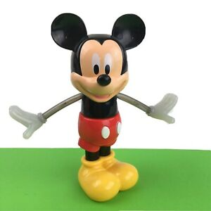 Mickey Mouse Light Up Spinner Disney Store Toy Night Glow Fun Childs Play Gift