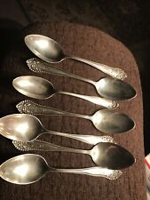 Sea Rose by Gorham Sterling Silver Ice Cream Spoon Custom Made 5 34