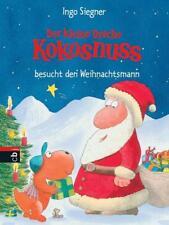 Der kleine Drache Kokosnuss besucht den Weihnachtsmann von Ingo Siegner...