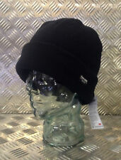 Black Thinsulate Beanie Hat - Very Warm - One Size - Brand New
