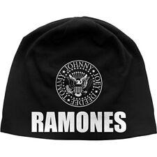 Ramones Classic Logo Beanie Mütze Official Merchandise - NEU
