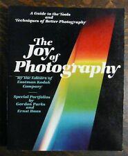The Joy of Photography Eastman Kodak Co 1980 PB Instruction Guide