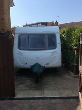 2008 Swift Challenger 540 4 berth touring caravan with motor mover