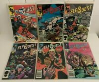 Huge ElfQuest Comic Book Lot
