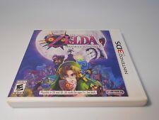 The Legend of Zelda: Majora's Mask 3D (Nintendo 3DS) w/case & manual 2ds xl game