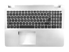 More details for genuine original dell inspiron 5593 palmrest uk layout £ keyboard 9fhpj