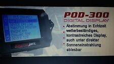 Pod300 DYNOJET Display Dig. Pour powercommander V, Autotune, widebandcommander 2