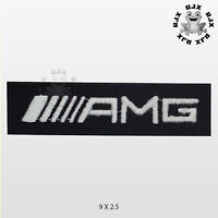 AMG Car Patch Iron On Patch Sew On Embroidered Patch