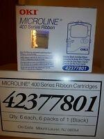 Okidata 42377801 Microline ML420/421/490 Ribbon Box -6-
