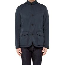 Ted Baker Men's  Bronski Nylon Layering Jacket, Navy, size 7, £199.00