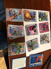 Spider-Man Cards - Spidey 8's