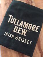 TULLAMORE DEW IRISH WHISKEY EMBROIDERED WAIST BARKEEPERS APRON. FREE POSTAGE