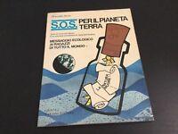 1971#sos per il pianeta terra messaggio ecologico ai ragazzi #NUOVO [3]
