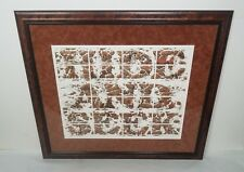 BEV DOOLITTLE Hide And Seek Suite Composite L/E Artist's Proof A/P 77/100 Horses
