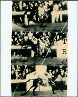 SEABISCUIT - 8X10 PHOTO SEQUENCE WINNING MATCH RACE WITH WAR ADMIRAL!