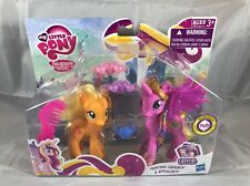 My Little Pony Princess Cadance Applejack Friendship Crystal Empire New Sealed