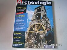 **c Archéologia n°373 Albanie , l'espoir et le doute / Kourgane gelé de Berel