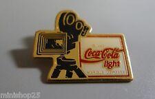 Pins Pin's  Coca Cola Light Camera