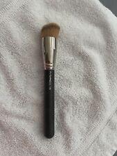 MAC 170 Round Slanted Foundation Brush - Used - Authentic!!