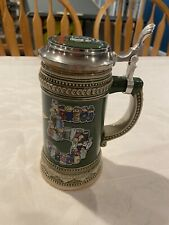 Utica Club F.X. Matt's Webco 55th Anniversary Stein. Limited Edition