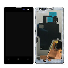 For Nokia Lumia 1020 LCD Touch Screen Digitizer Replacement With frame Black