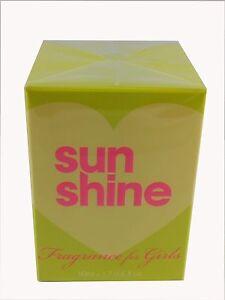 PS Aeropostale Sunshine Fragrance For Girls 1.7 oz 50 ml NEW SEALED BOX