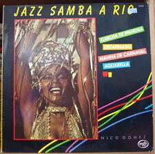 NICO GOMEZ JAZZ SAMBA A RIO RE-ISSUE FRENCH LP MFP 1984