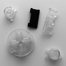 Botones De Color Claro Personalizado Nuevo Reemplazo Nintendo Game Boy Color Gbc Mod