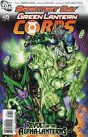 Green Lantern Corps #49 Brightest Day Comic Book - DC