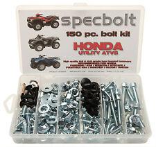 150pc HONDA Bolt kit ATV 4x4 Foreman Rancher Rubicon Rincon Scape Recon Farm