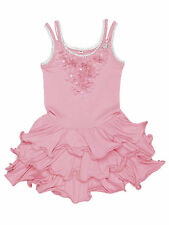 MIM-PI ROBE TUTU DE DANSE ROSE 8 ANS ÉTÉ 2013- PINK BALLET DRESS 128 NEUF