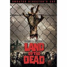NEW DVD // George A.Romero's/Land of the Dead - Asia Argento, Dennis Hopper,
