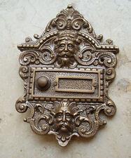 Geschenknet Antik Messing Klingel 1 Gründerzeit Historismus Zeus Götter K37A
