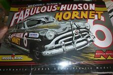 MOEBIUS 1952 HUDSON HORNET NASCAR Model Car Mountain KIT MARSHALL TEAGUE FS 1/25