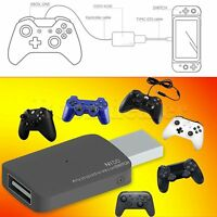 USB Handle Controller Converter Adapter to Nintendo Switch for Xbox One/PS3/PS4