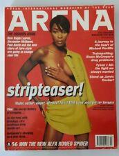 ARENA magazine 1996 Naomi Campbell