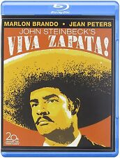 Viva Zapata (Blu-ray) 1952 Marlon Brando, Anthony Quinn NEW
