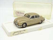 Dubray Résine 1/43 - Jaguar MKII 1960 Beige Métal