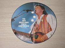 PAUL McCARTNEY -THE 1993 DOCKLANDS PRESS CONFERENCE - LP 33 GIRI LIMITED EDITION