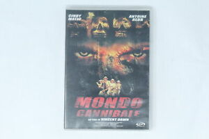 DVD MONDO CANNIBALE MHE IDEAL ENTERTAINMENT 2007 MATIC, REBB [PI-053]