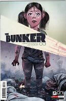 ONI PRESS COMIC THE BUNKER #3 NM UNREAD #98800-7 BR2