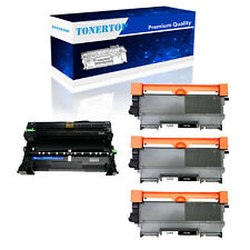 1PK DR720+ 3PK TN780 Toner Drum For Brother MFC-8510DN 8515DN DCP-8110DN 8150DN