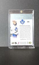 2007-08 la coupe ROOKIE AUTOGRAPHE patch Anton Stralman RC (98/249) Maple Leafs