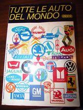 TAM 1980/1981 80/81 TUTTE LE AUTO DEL MONDO Quattroruote , Ed Domus -