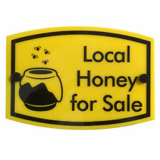 Beekeeping Sign Local Honey for Sale, Equipment for Beekeeper, Gift for Honey Fa