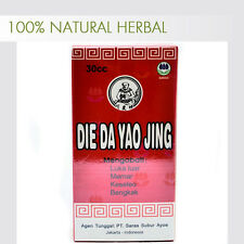Die da yao jing 30cc Abrasions wounds cuts infections Betadine 100% natural